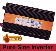 Лидер продаж солнечный инвертор 3000 Вт Чистая синусоида с сетевой инверторы постоянного тока 12v24v24v вход переменного тока 220 В выход