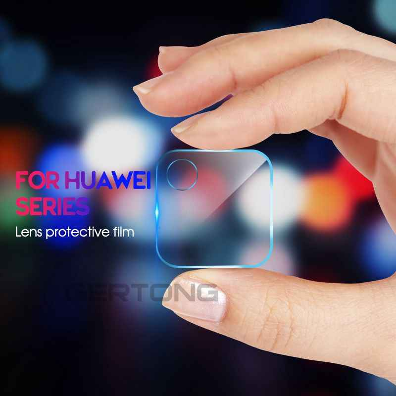 For Huawei Honor 8X 10 Lite V20 7A 7C P30 P20 Lite Mate 20 10 Pro Psmart 2019 Screen Protector Clear Camera Lens Protective Film