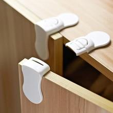 Baby Drawer Closet Safety-Lock Door-Fridge Kids Toilet 5 Plastic 5pcs/Lot Functional