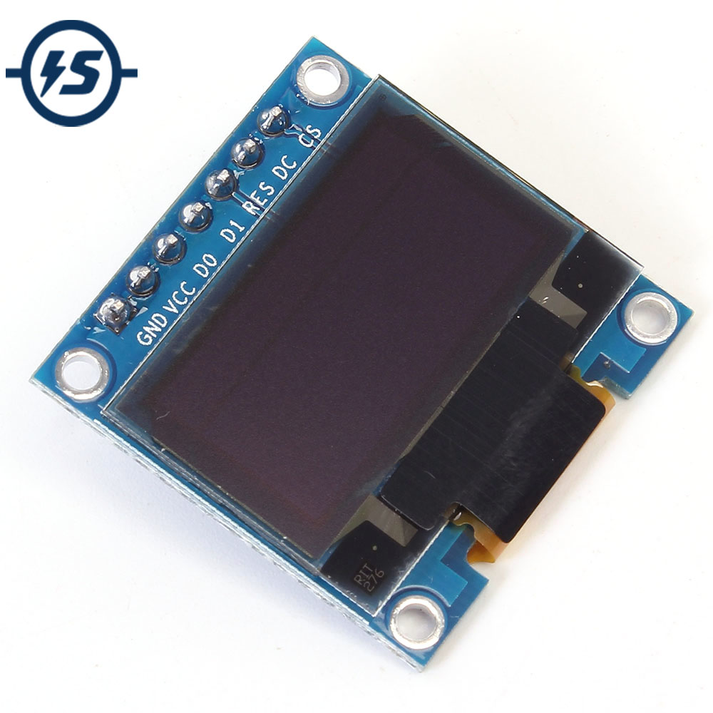 OLED Display Module I2C 12864 LCD Screen Board 0.96