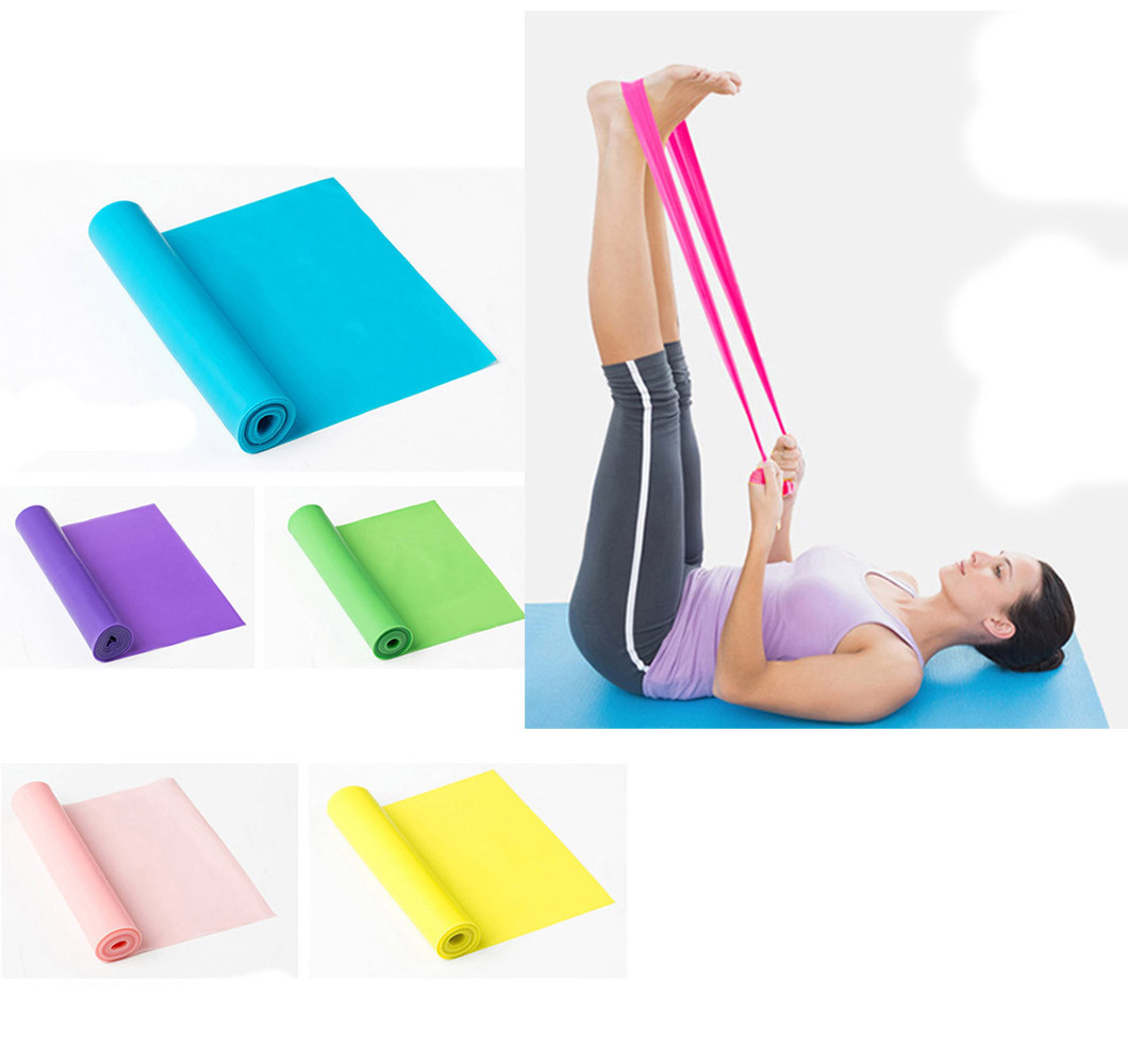 Resistance Exercise Loop Bands Stretch Band Yoga Straps