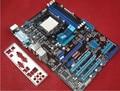 Frete grátis 100% original motherboard para asus m4a77t socket am3 ddr3 todos sólida desktop motherboard mainboard