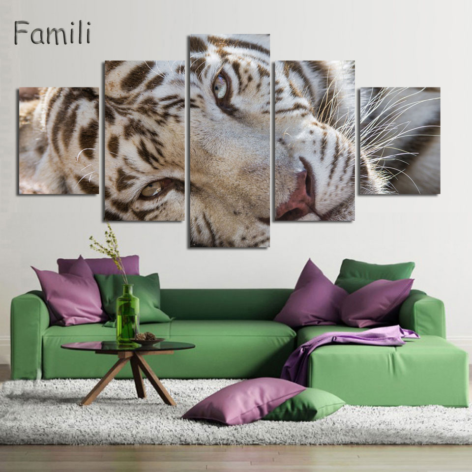 Wall Hanging For Living Room Online Get Cheap Tiger Wall Hanging Aliexpresscom Alibaba Group