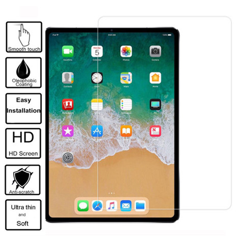 4Pcs HD Protector Film For iPad PRO Ultra Clear PET HD Soft Film Screen Protectors Film For iPad PRO 2018 11/12.9 inch Lahore