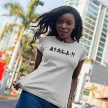 Thorn Crown T-Shirt Throne Of Glass Cover Silhouettes T Shirt Oversize Short Sleeve Women tshirt O Neck Summer Ladies Tee