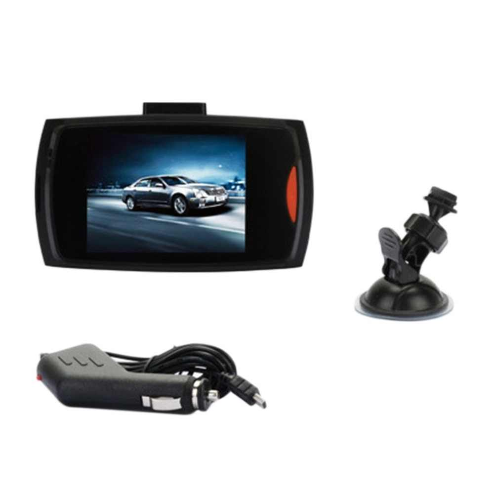 G30 2,4 дюймовый автомобильный видеорегистратор 120 градусов Novatek 96220 Автомобильный видеорегистратор Full HD 1080 P Cam g-сенсор камера видеорегистратор