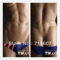 2013 hot selling , Tm sexy male panties ,patchwork brief  for men 2 pcs free shipping !