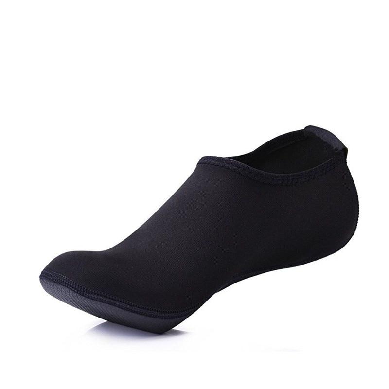 MWSC Large Size 2018 Summer New Women's Soft Aqua Slippers Female Light Beach Water Shoes Sandalias Casual Shoes