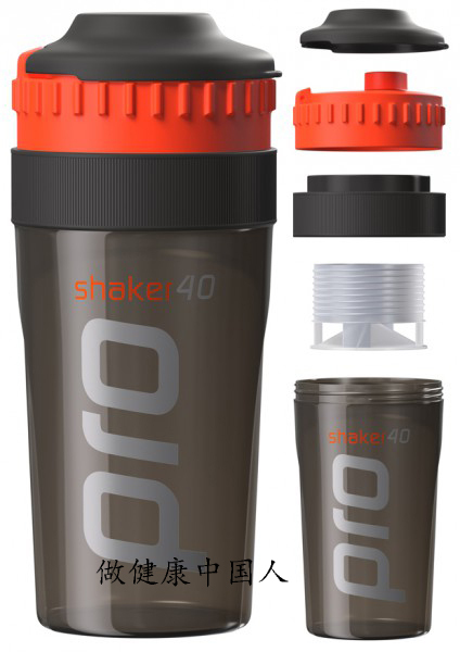 Shaker en verre pour proteine