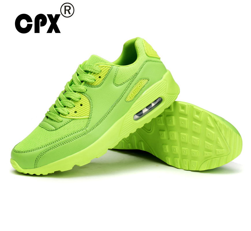 CPX Running Shoes For Men 2017 Breathable Spring And Summer Sneakers Mens womens black white Trainer Sport Shoes free shipping