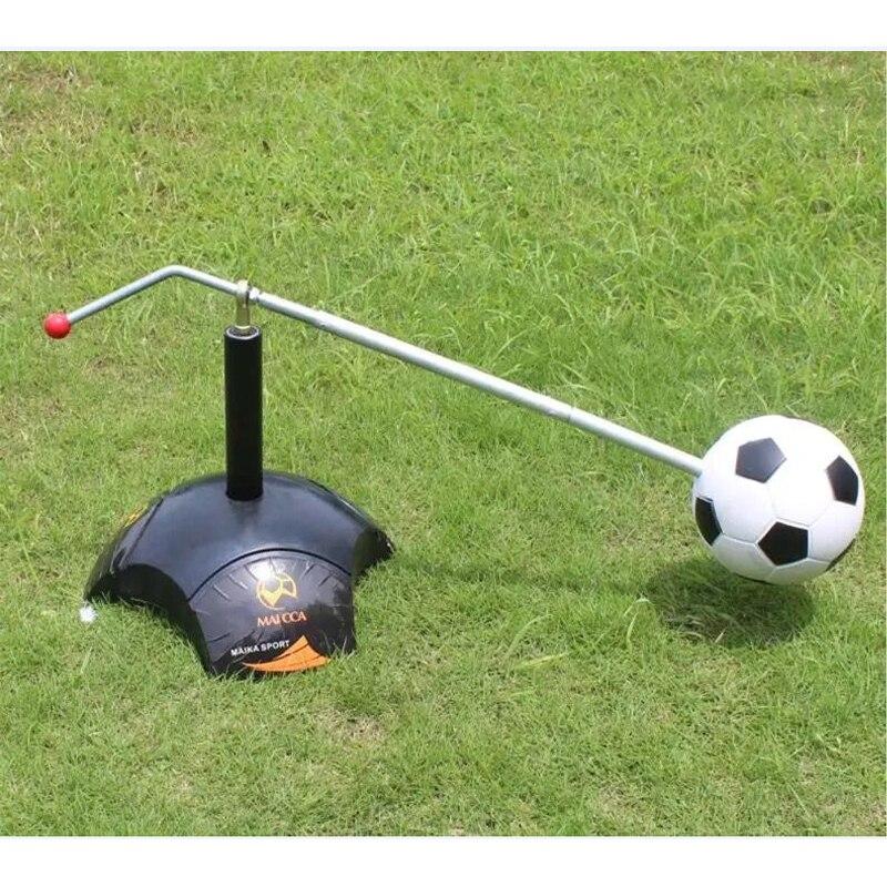 MAICCA футбольный тренировочный профессиональный футбольный тренировочный мяч контроль помощь при стрельбе стальной набор вращающееся оборудование для упражнений - 2