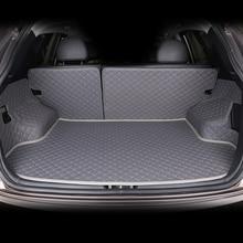 цена на Custom Car Trunk Mat for For MG all model mg3 mg5 mg6 mg7 mg3sw Ruiteng GT ZT ZR TF car mat car accessories car trunk pad