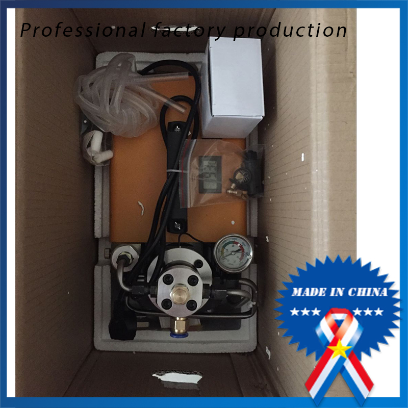 Upgrade 0.68L 220V High Pressure 30MPa Electric Mini Pump Air Compressor 1.8KW
