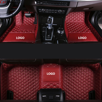 Car Wind car floor mat For subaru forester 2009 2014 impreza 2008 legacy 2007 xv 2018 outback accessories carpet rugs