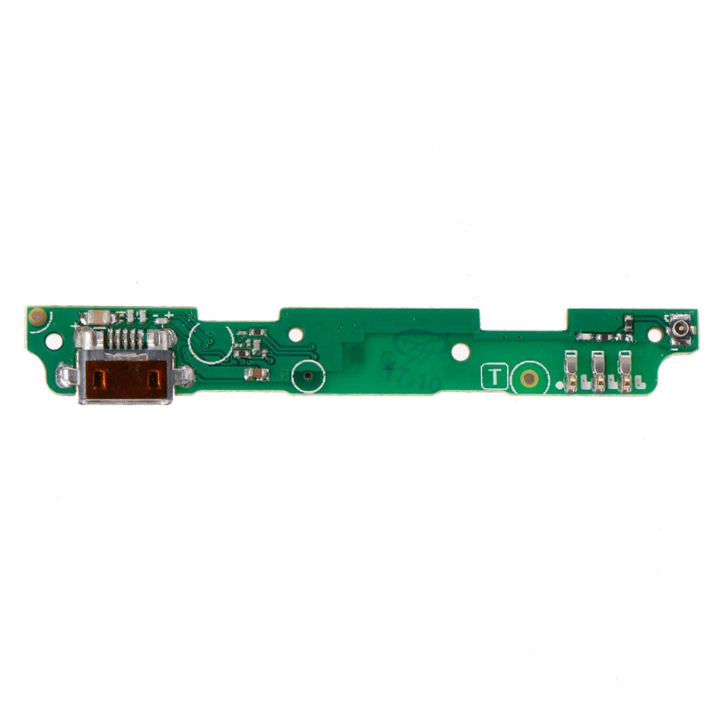 Microphone Module USB Charging Port Board Flex Cable Parts For Xiaomi Redmi 2 2A 2S(China)