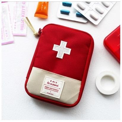 Туризма открытый медицинская аптечка аварийные комплекты путешествия портативная медицинская сумка 13 см * 9.5 см * 2.5 см