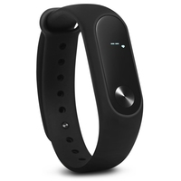 Original Xiaomi Mi Band 2 Smart Wristband Bracelet Waterproof Heart Rate Monitor Sedentary Reminder Bluetooth