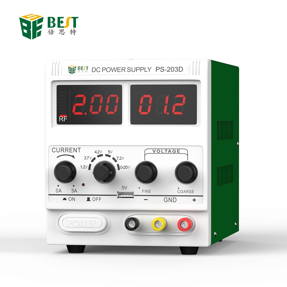 DC Regulated Power Supply Mobile Phone Repair Test LED Display Signal Detecting Instrument