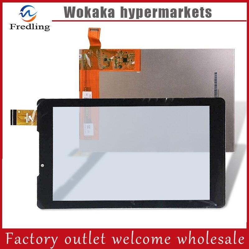 7 дюймов сенсорный экран для Prestigio MultiPad PMT 3777 3G жидкокристаллический дисплей Планшеты PC Сенсорная панель планшета Стекло Датчик