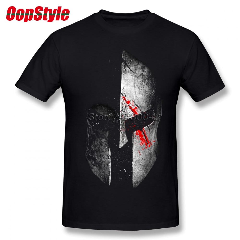 Spartan Mask Molon LABE Sparta T shirt For Men Plus Size Cotton Team Tee  Shirt 4XL 5XL 6XL Camiseta-in T-Shirts from Men s Clothing on  Aliexpress.com ... 2c957c373031d