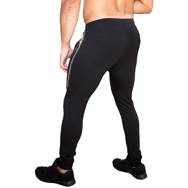 2a76db8dba707 Taddlee Marque Leggings Hommes Pantalon Gym Jogging Maigre De Base de Course  Sport Pantalon Homme Slim Fit Bas de Pantalon Poches de Remise En Forme  dans De ...