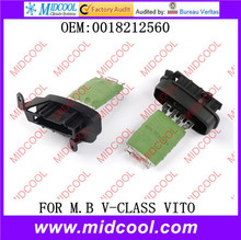 High Quality Blower Motor Resistor Regulator 0018212560 FOR Mercedes-benz V-CLASS VITO
