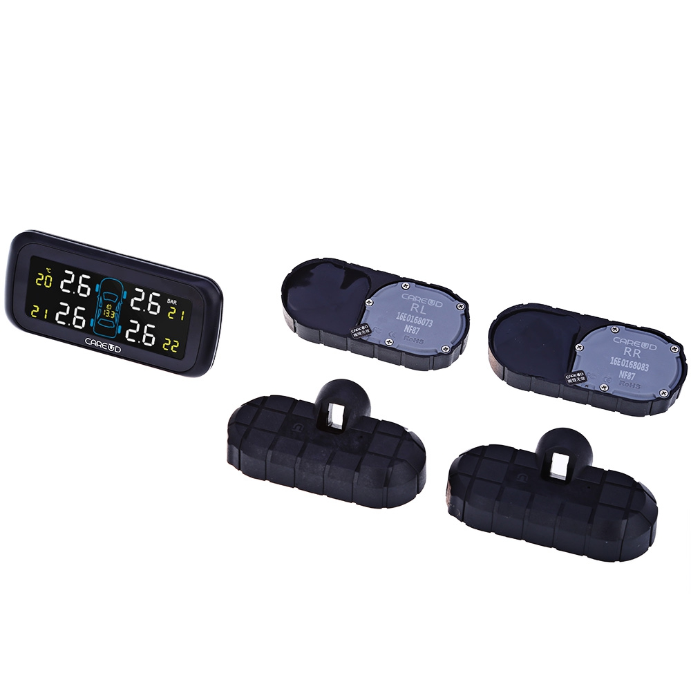 U903 4 External/Internal Sensors Pressure Monitoring System Car TPMS PSI BAR Diagnostic Tool