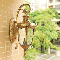 Outdoor Wall Lamp Exterior Wall Light Balcony Waterproof led Lights Front Door Courtyard Outdoor Lighting Outside porch Lights