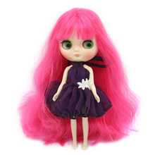 Factory Middie Blythe Dolls Colorful Hair Jointed & Regular Body 20cm