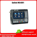 Satlink WS-6951 DVB-S/S2 HD Satellite Finder with MPEG-2/MPEG-4 compliant and backlight Satlink WS 6951 Meter free  shipping
