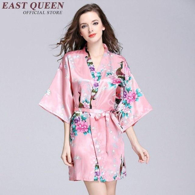 Bridesmaid Robes Silk For Bridesmaids Women Wedding Las Kimono Robe