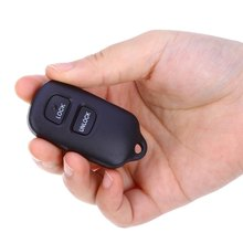C44 Car Remote Key Holder Case Shell 3-button Protecting Cover for Toyota Easy to Install Protect Buttons From Excessive Wear