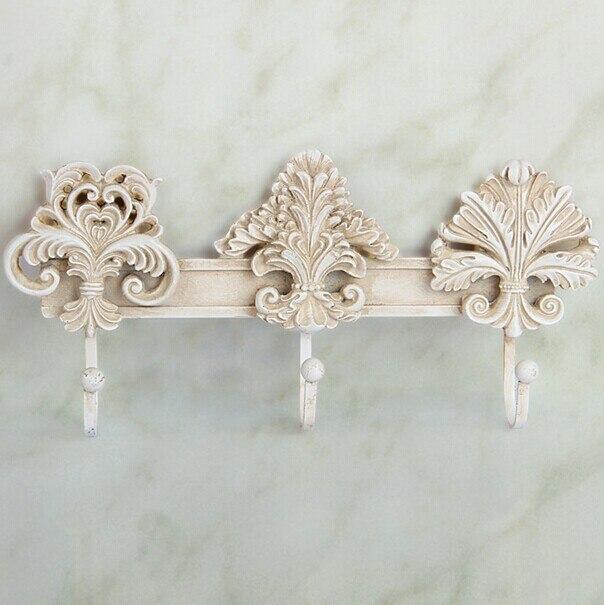 original dance wall decoration hooks fashion clothes bag cap hooks resin iron craft long hooks kitchen