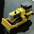 Trackmaster томас и его друзья поезда Байрон бульдозер трактор Литья Под Давлением поезда модель сплава металла модели томас поезд игрушки для детей