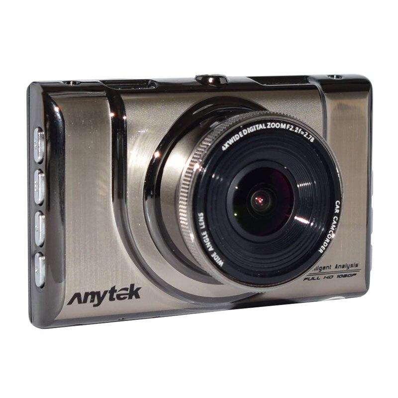 Original Anytek A100 Dash Cam Car DVR with NTK96650 CPU 3 0inch Screen Full HD1080P 170