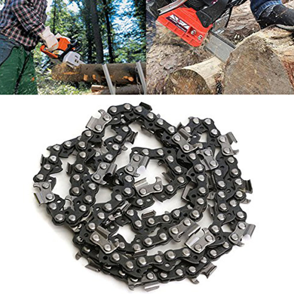 2pcs 18 Chainsaw Chains Blade Professional 72DL Chisel Saw Chains Woodworking Chaninsaw Parts2pcs 18 Chainsaw Chains Blade Professional 72DL Chisel Saw Chains Woodworking Chaninsaw Parts