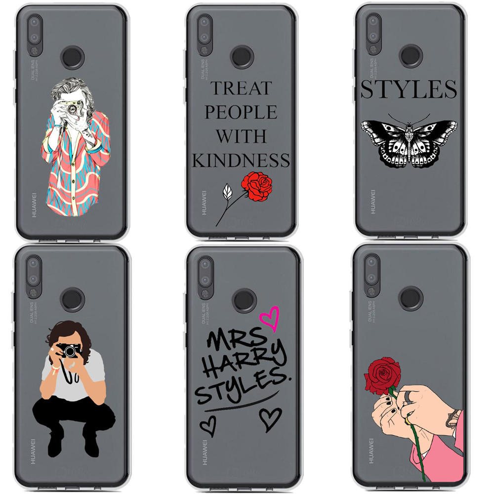 Harry Styles One Direction tattoos Treat People With Kindness Soft ...