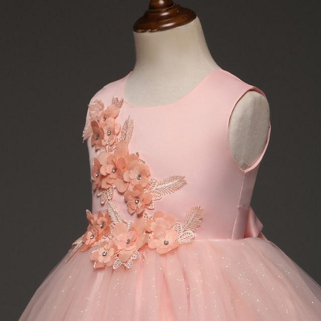 Tienda Online Elegante princesa traje para Niñas desgaste del ...