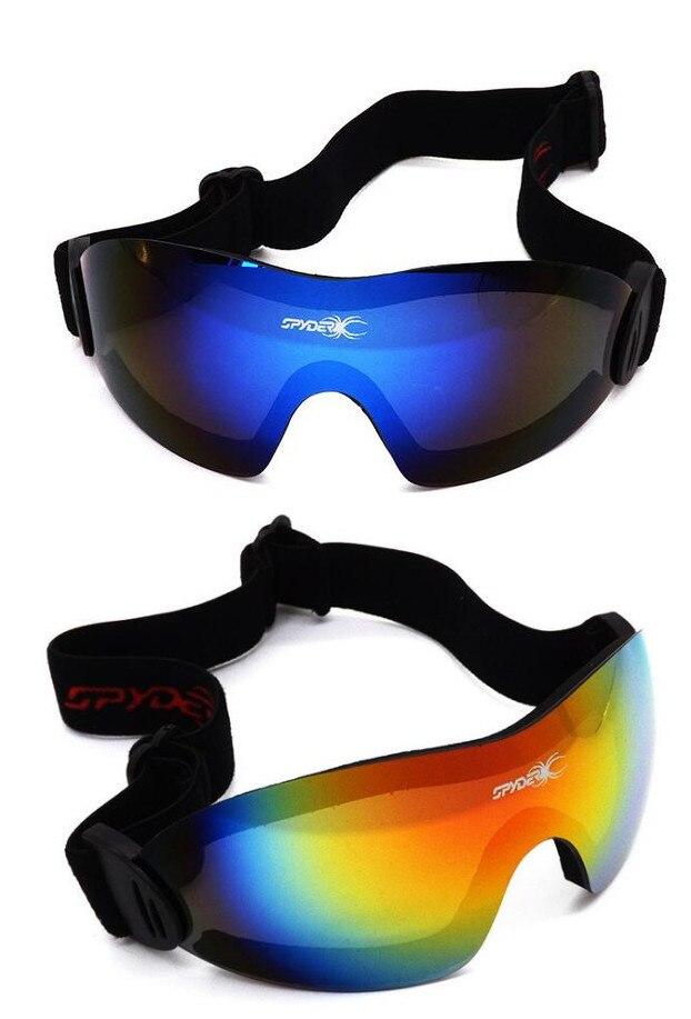 Prix pour Ski Lunettes de Neige Vélo Lunettes Antipoussière Anti Brouillard Ski lunettes de Soleil Coupe-Vent UV400 Protection Brand New Sports de Plein Air Lentille