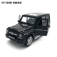 AMG G65 Diecast Metal Car Toys 1 32 Scale Pull Back Simulation Alloy Cars Acousto Optic