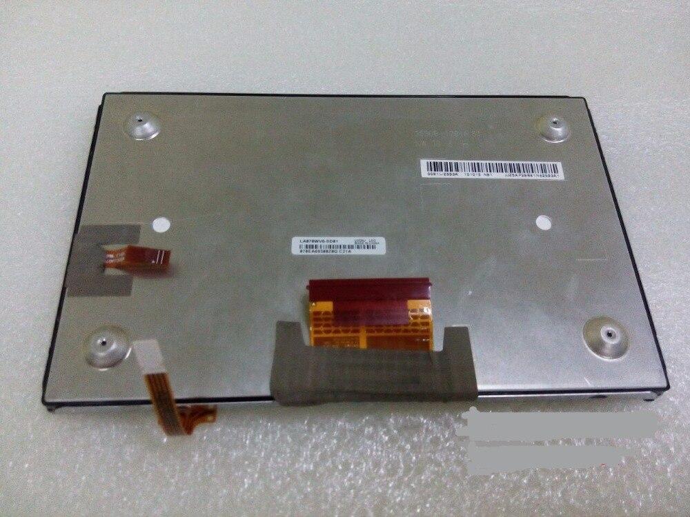 LA070WV6 SD01 LA070WV6(SD)(01) LCD Display screen original a1419 lcd screen for imac 27 lcd lm270wq1 sd f1 sd f2 2012 661 7169 2012 2013 replacement