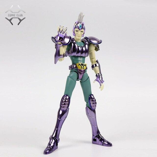 TRUYỆN TRANH CÂU LẠC BỘ Đồ Chơi Tuyệt Vời Dasin ICHI Hydrus Hydra vải thần thoại EX Mũ bảo hiểm Đồng Saint Seiya GT Mô hình nhân vật hành động đồ chơi giáp kim loại