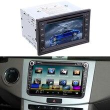 6.2 «2 Din Автомобиля Зеркало Подключите Мобильный Телефон Android Автомобильный DVD/USB/Sd-плеер 3 Г Wi-Fi Bluetooth GPS Радио HD Автомобильная Развлекательная Система