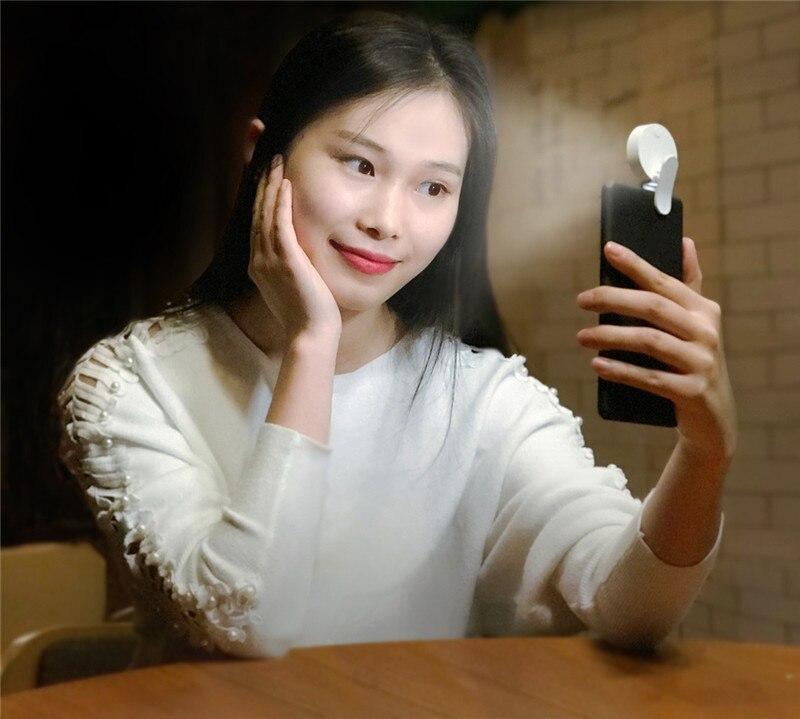 Original Xiaomi Mijia Yuemi Fill Led Light ( Mobile Phone Selfies ) For Xiaomi Smart Home Three Dimming  Minimalist Design (3)