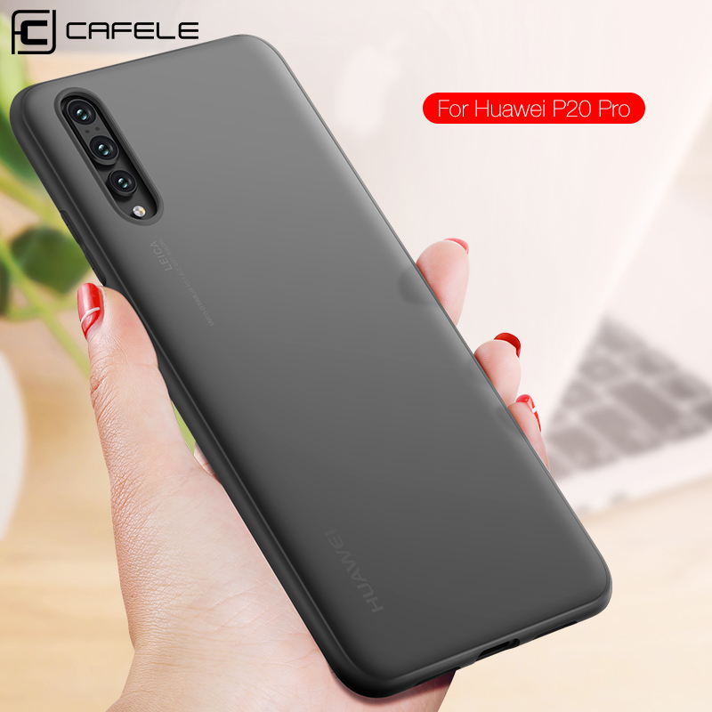 separation shoes e008a 63761 US $3.74 25% OFF|CAFELE Silicone Case For Huawei P20 pro Phone case Slim  Back Protect Skin Ultra Thin Soft TPU Phone Cover for huawei p20 lite-in ...
