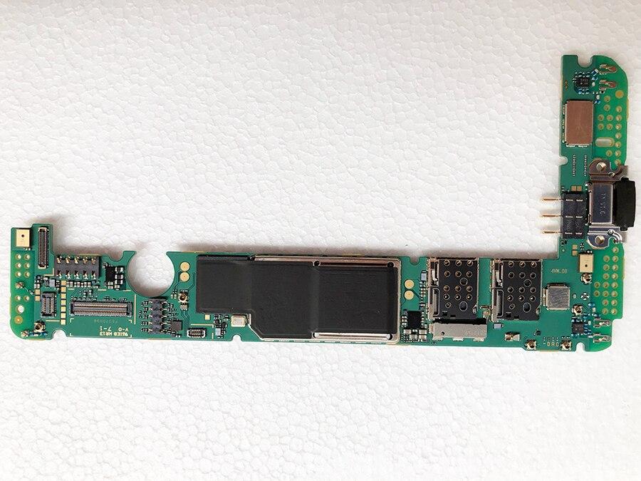 Débloqué Original RM-1118 double carte sim de Travail Pour Nokia Lumia 950 Carte Mère Test 100% Livraison Gratuite