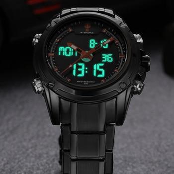 שעון ספורט צבאי איכותי לגבר