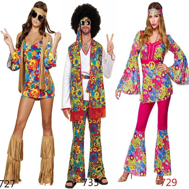 gypsy astrologer fancy bohemian midi dress exotic apparel halloween costumes for womenmen party wear novelty cosplay outfit on aliexpresscom alibaba - Exotic Halloween Costume
