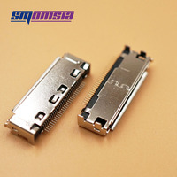 10-100 pçs/lote Micro USB de carregamento do Conector para Samsung P1000 P6200 P6210 P5100 P5110 Galaxy tab 2 doca soquete porta