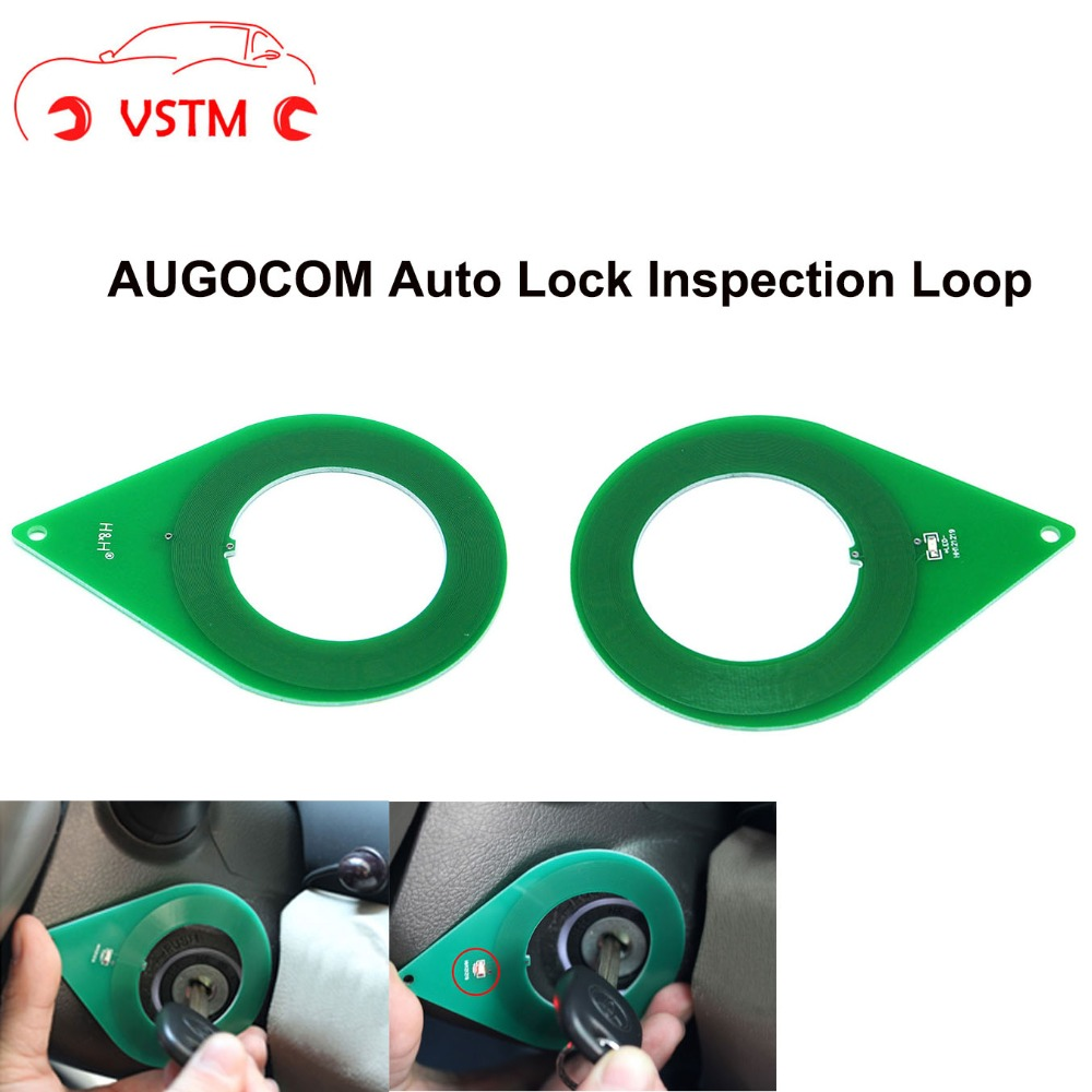 VSTM Auto Lock Inspection Loop Indispensable For Locksmith Or Key Programmer It Can Be Used To Check Lock Loop